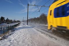 Vakbond op internet in actie voor treintoilet