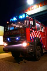 Brandweer werkt een stuk veiliger