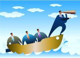 Inspirerende baas mag best besluiteloos zijn