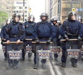 Canada betaalt politie voor overwerk