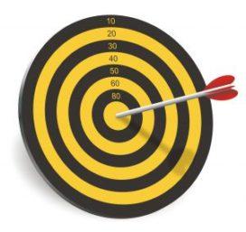 Richt je niet op competitieve doelen