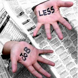 10% werknemers bang om baan te verliezen