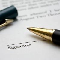 Is vast contract na een overname bindend?