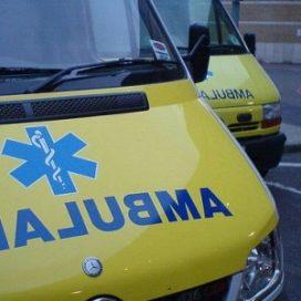 Ambulancediensten voeren cao-acties