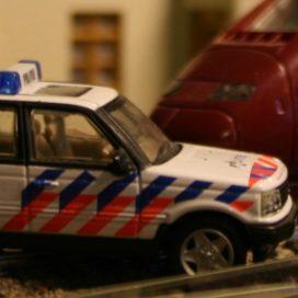 Politieacties voor hoger loon