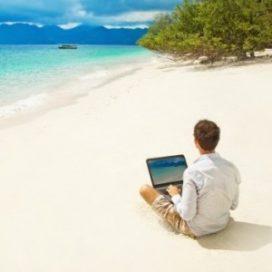 Dit zijn de leukste banen voor in de zomer …