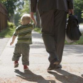 Ouderschapsverlof? Vaders doen er niet aan