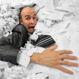 Manager ervaart hoge werkdruk