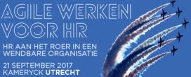 21 september | Agile Werken voor HR