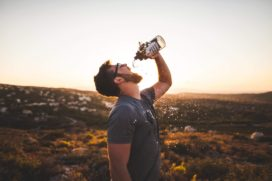 Dorstige werknemer drinkt te weinig