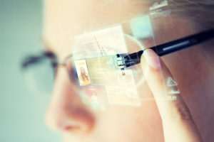 Smart glasses laten mens en machine samenwerken