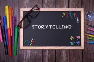 Storytelling en de sleutelrol voor HR