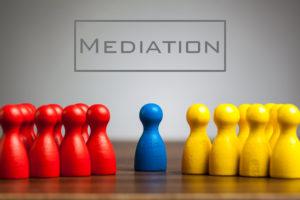 Problemen op de werkvloer? Denk eens aan mediation