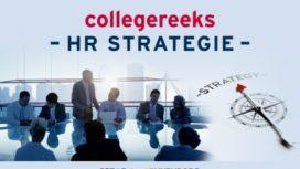 4 oktober – 22 november | Collegereeks HR Strategie