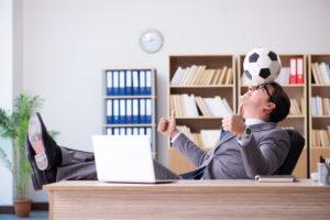 De waarde van lol op het werk