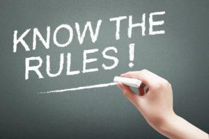 Onboarding: het leren kennen van de regels