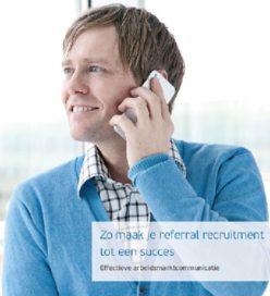 Zo maakt u referral recruitment tot een succes