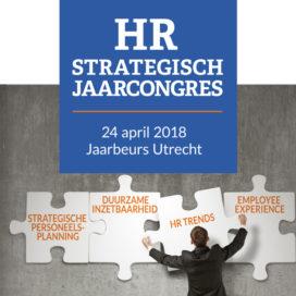 24 april | HR Strategisch Jaarcongres