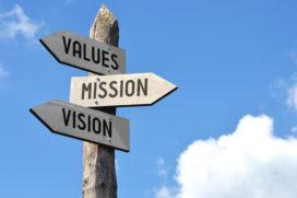 3 eisen waaraan kernwaarden moeten voldoen
