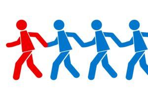 Demotie voor 1 op 25 medewerkers