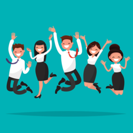 5 factoren van een happy workplace
