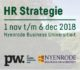 1 november t/m 6 december | HR Strategie